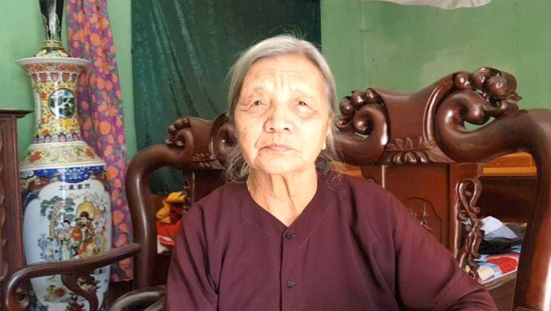 Bà Đàn tâm tư trước việc cấp GCNQSDĐ của UBND huyện Nam Sách