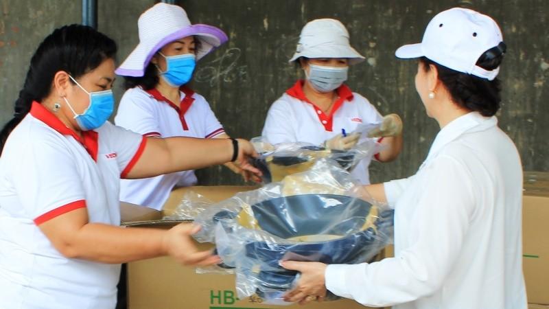 Quốc tế Phụ nữ tràn ngập niềm vui tại Vedan Việt Nam