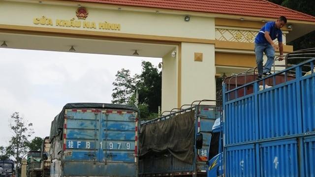 Lạng Sơn đề xuất mở lại 3 cửa khẩu, tăng xuất hàng chính ngạch