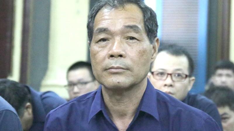 Ông Trầm Bê đã từng hầu tòa, bị tuyên án 4 năm tù trong một đại án ngân hàng