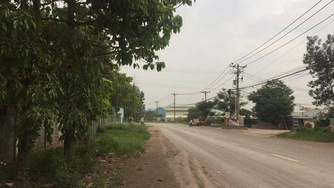 Khu vực từng dự định triển khai Dự án Phước Tân