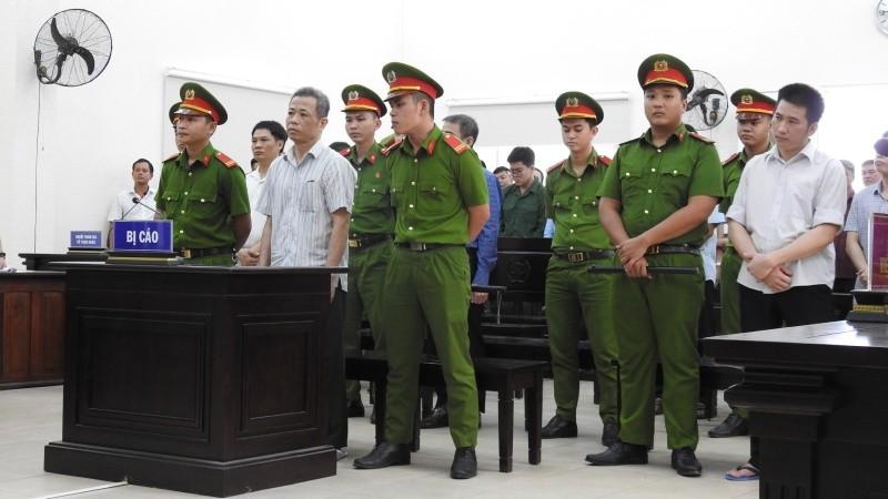 Ông Hùng, ông Lộc và ông Khanh tiếp tục bị truy tố ra tòa