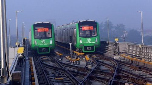 Đường sắt Cát Linh - Hà Đông: Lại lùi thời gian vận hành chạy thử