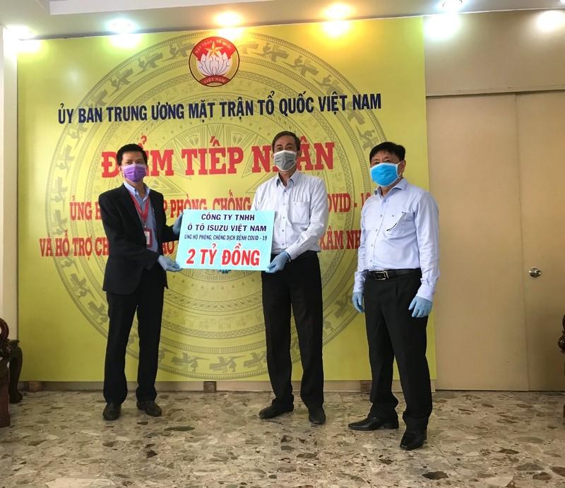 TP HCM: Nhiều doanh nghiệp tiếp tục chung tay ứng phó dịch Covid -19 - 1