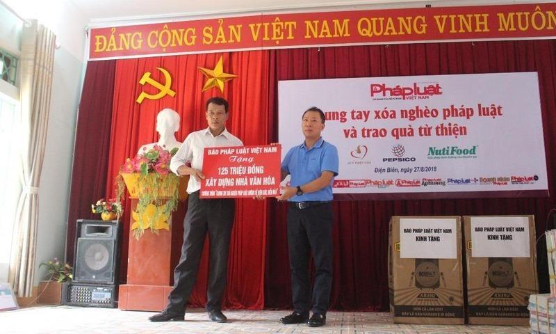 """Thông báo lấy ý kiến đối với đề nghị xét tặng """"Huân chương Lao động"""" hạng nhất cho tập thể Báo Pháp luật Việt Nam"""