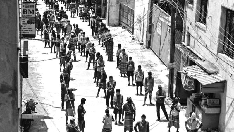 Người nghèo Ấn Độ chật vật giữa đại dịch Covid-19
