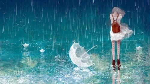 [Truyện ngắn] Những cơn mưa thảng thốt