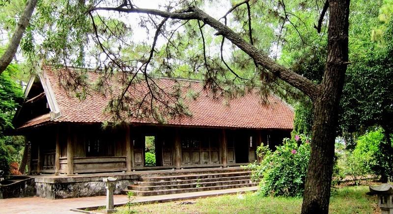 Đình Chợ Trổ là hình ảnh đẹp quen thuộc hơn 50 năm tại KLN Nguyễn Du