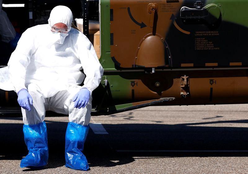 Số người tử vong vì dịch bệnh Covid-19 tại Mỹ vượt Italia