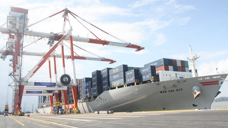 Cảng Container Quốc tế Hải Phòng-HICT