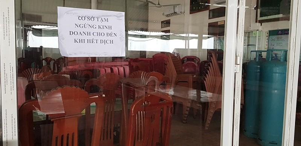 Huyện Giao Thủy (Nam Định): Quyết liệt phòng chống dịch Covid-19