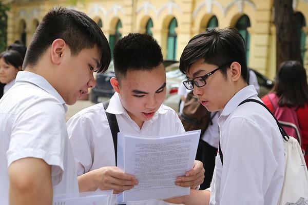 Hà Nội bỏ môn thi thứ 4 vào lớp 10 THPT: Thỏa lòng thầy trò, phụ huynh