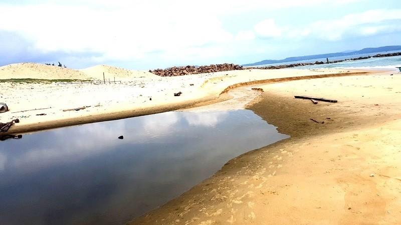 Dự án nuôi tôm bức tử bờ biển Tuy An: Sở TN&MT Phú Yên đã lấy mẫu nước gửi đi kiểm nghiệm