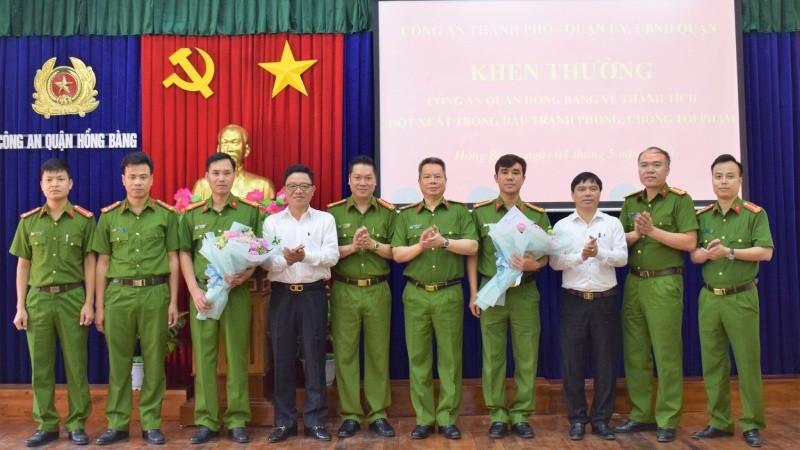 Hải Phòng: Chiến công mới của Công an quận Hồng Bàng