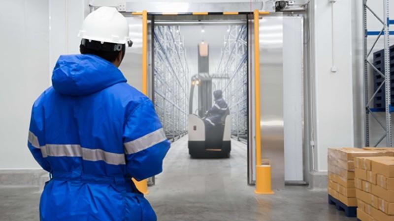 Nếu muốn kiểm soát ATTP hiệu quả thì phải kiểm soát tại các kho đông lạnh vì hàng hóa từ các kho này sẽ được lưu thông đến các quán ăn