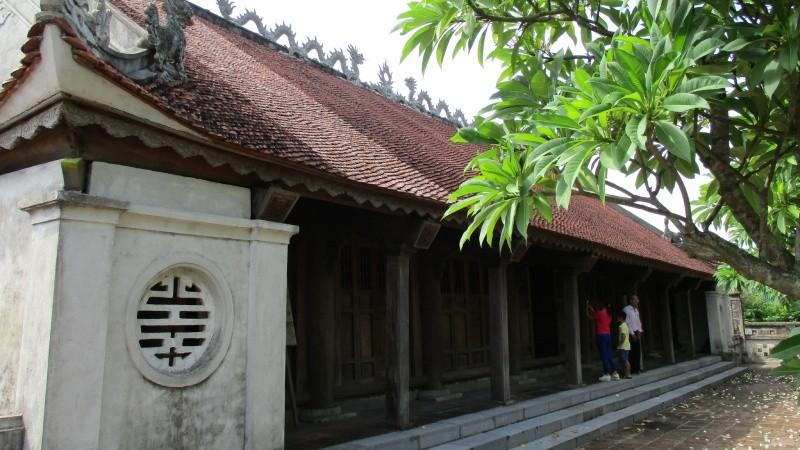 Đình Hội Thống cổ nhất xứ Nghệ, lớn nhất nước