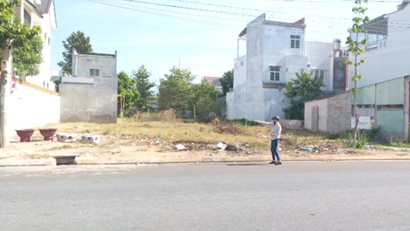 Bình Thuận: Rắc rối một vụ tranh chấp đất đai