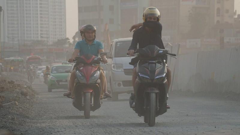Hà Nội đặt mục tiêu sớm giảm ô nhiễm không khí
