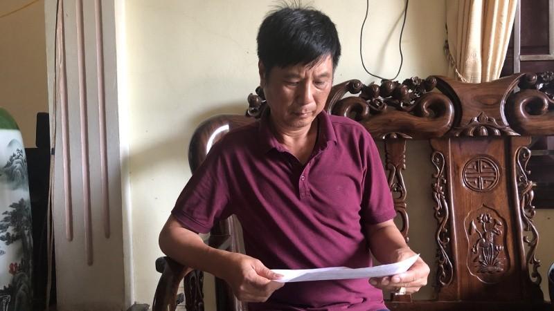 Ông Nguyễn Đắc Nguyết cho rằng kết luận của UBKT quận ủy Đồ Sơn là chưa khách quan