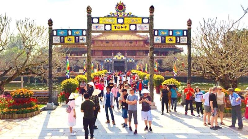 Thừa Thiên - Huế đang nỗ lực thu hút khách du lịch