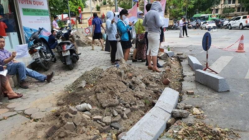 Nhức nhối chất thải rắn xây dựng tại đô thị