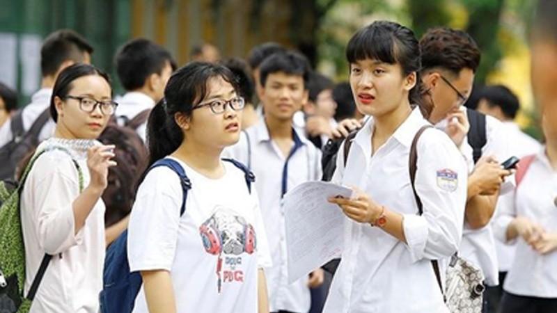 Điều kiện thí sinh dự thi trung học phổ thông
