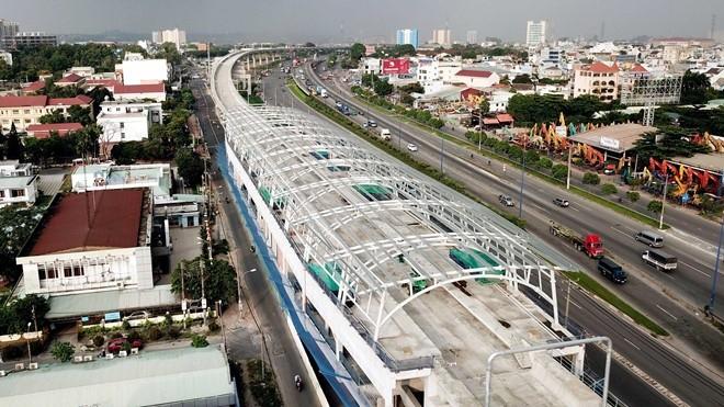 Dự án Bến Thành Suối Tiên chậm tiến độ ảnh hưởng đế kế hoạch giải ngân của TP Hồ Chí Minh