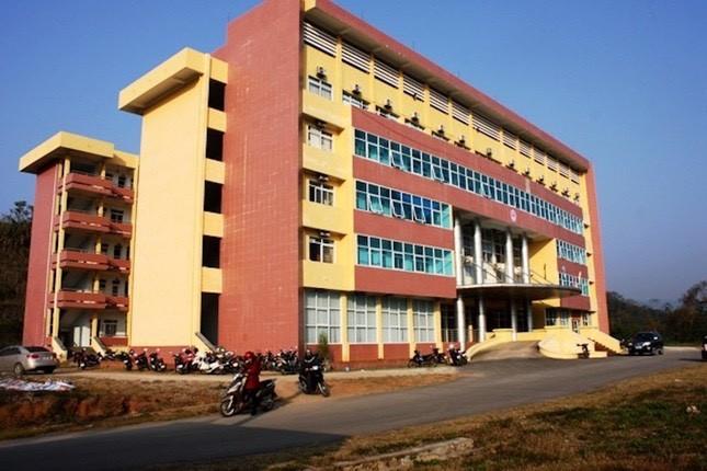 Trụ sở liên cơ quan của huyện Ba Bể