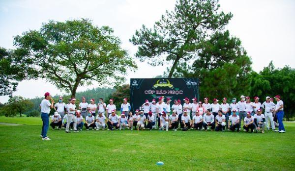 """Giải golf """"Doanh nghiệp trẻ Hà Nội năm 2020"""": Sân chơi bổ ích cho các doanh nhân trẻ - Ảnh 1"""