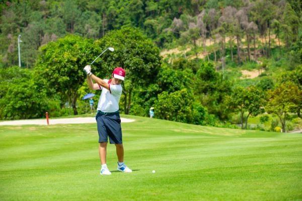 """Giải golf """"Doanh nghiệp trẻ Hà Nội năm 2020"""": Sân chơi bổ ích cho các doanh nhân trẻ - Ảnh 2"""