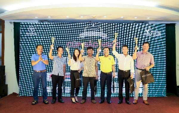 """Giải golf """"Doanh nghiệp trẻ Hà Nội năm 2020"""": Sân chơi bổ ích cho các doanh nhân trẻ - Ảnh 3"""