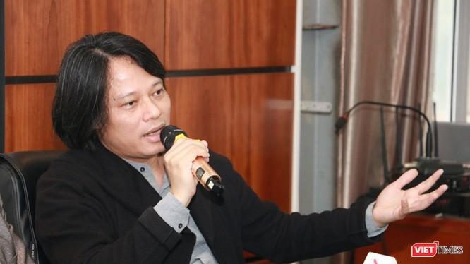 Bác sỹ Trần Văn Phúc -  Bệnh viện Đa khoa Xanh Pôn ( Hà Nội): Có thể đỉnh dịch sẽ vào dịp Đông - Xuân tới
