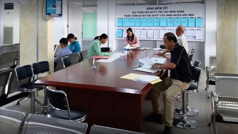Thanh tra việc chấp hành Luật Đất đai tại Hóc Môn (TP HCM): Kiểm điểm trách nhiệm Phòng TN&MT