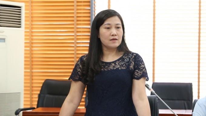 Bà Đỗ Thị Minh Hoa – Phó Chủ tịch UBND tỉnh Bắc Kạn bị yêu cầu rút kinh nghiệm vì để xảy ra sai phạm tại Ba Bể.