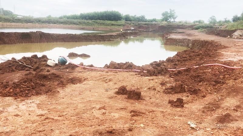 Đập Khe Vĩnh tan hoang sau đề xuất của chính quyền địa phương