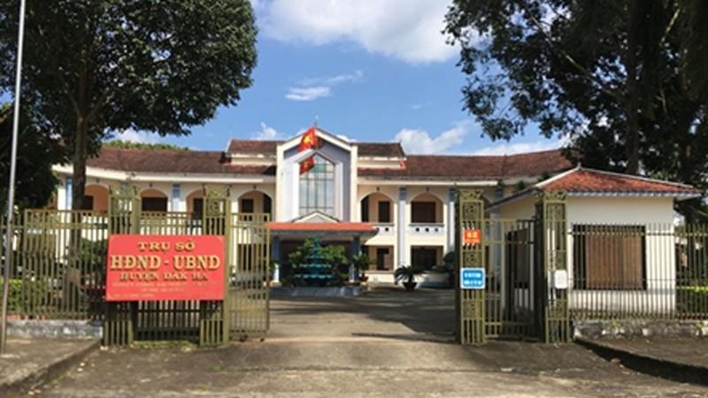 Thanh tra tỉnh Kon Tum chỉ rõ nhiều vi phạm của UBND huyện Đắk Hà khi thực hiện Dự án.