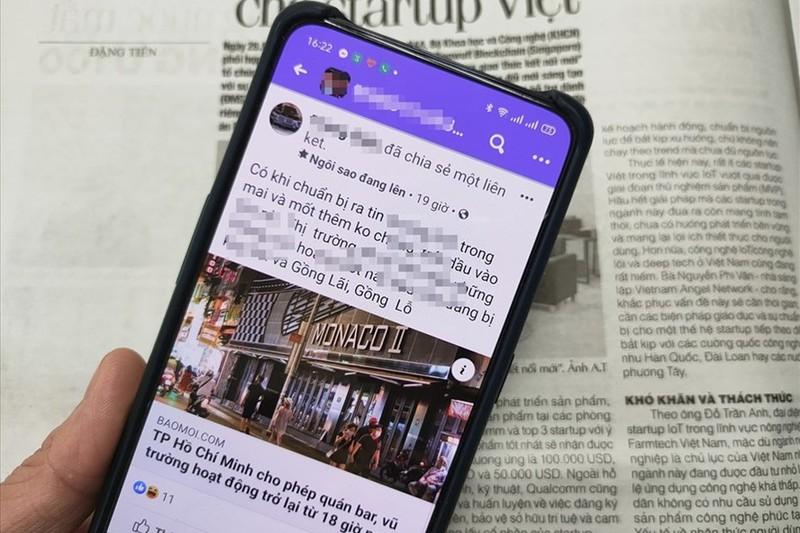 """Báo chí thoát các """"ông lớn công nghệ"""" Google, Facebook được không?"""