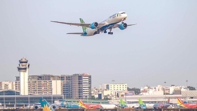 Các hãng bay đều đã có kế hoạch mở lại đường bay thương mại quốc tế.