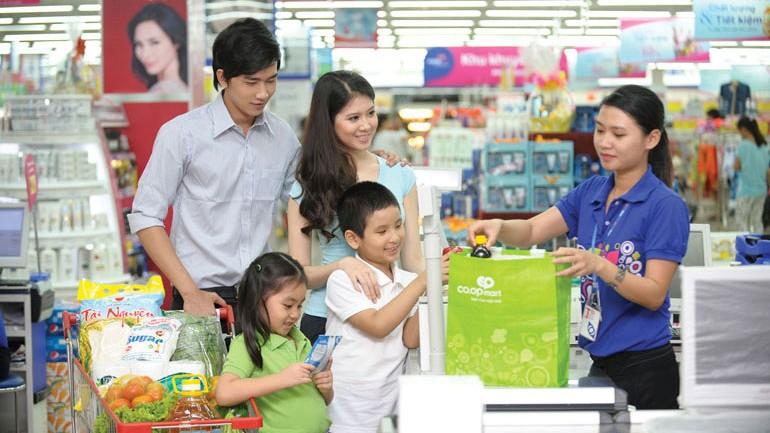 Thị trường bán lẻ Việt Nam được đánh giá hấp dẫn, nhiều tiềm năng.  (Ảnh minh họa)