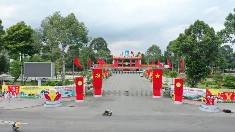 Công tác chuẩn bị Đại hội Đảng bộ tỉnh đã hoàn tất.
