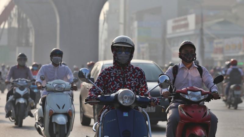 Thách thức trong truyền thông về ô nhiễm không khí