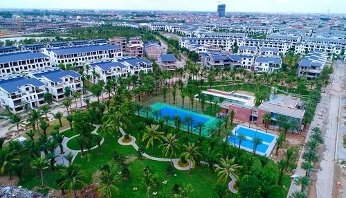Khu đô thị sinh thái ven sông Thái Bình (EcoRivers) – một dấu ấn trong xây dựng đô thị ở Hải Dương.