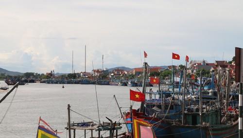Độc đáo cụm di tích danh thắng ven biển Hải Thanh