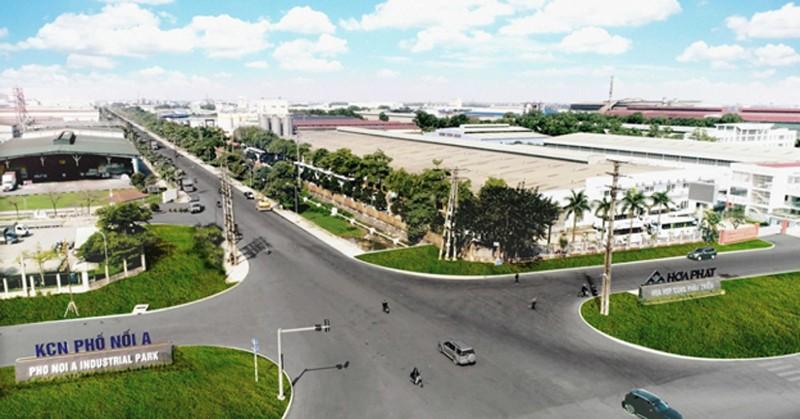 Hưng Yên là một trong những địa phương miền Bắc có tỷ lệ lấp đầy khu công nghiệp gần 80%.