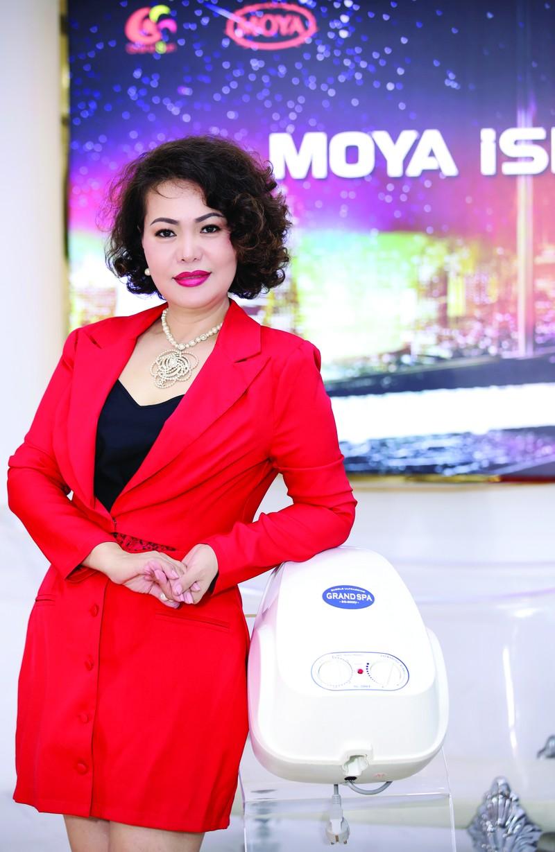 Doanh nhân Nguyễn Thị Bích Hiền