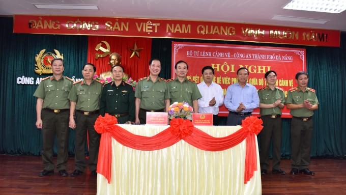 Nâng cao công tác cảnh vệ trong tình hình mới tại Đà Nẵng