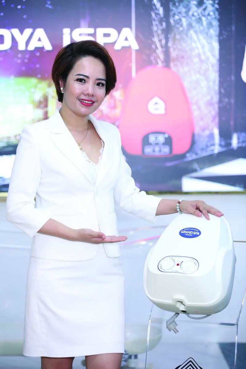Chị Nguyễn Thị Hòa