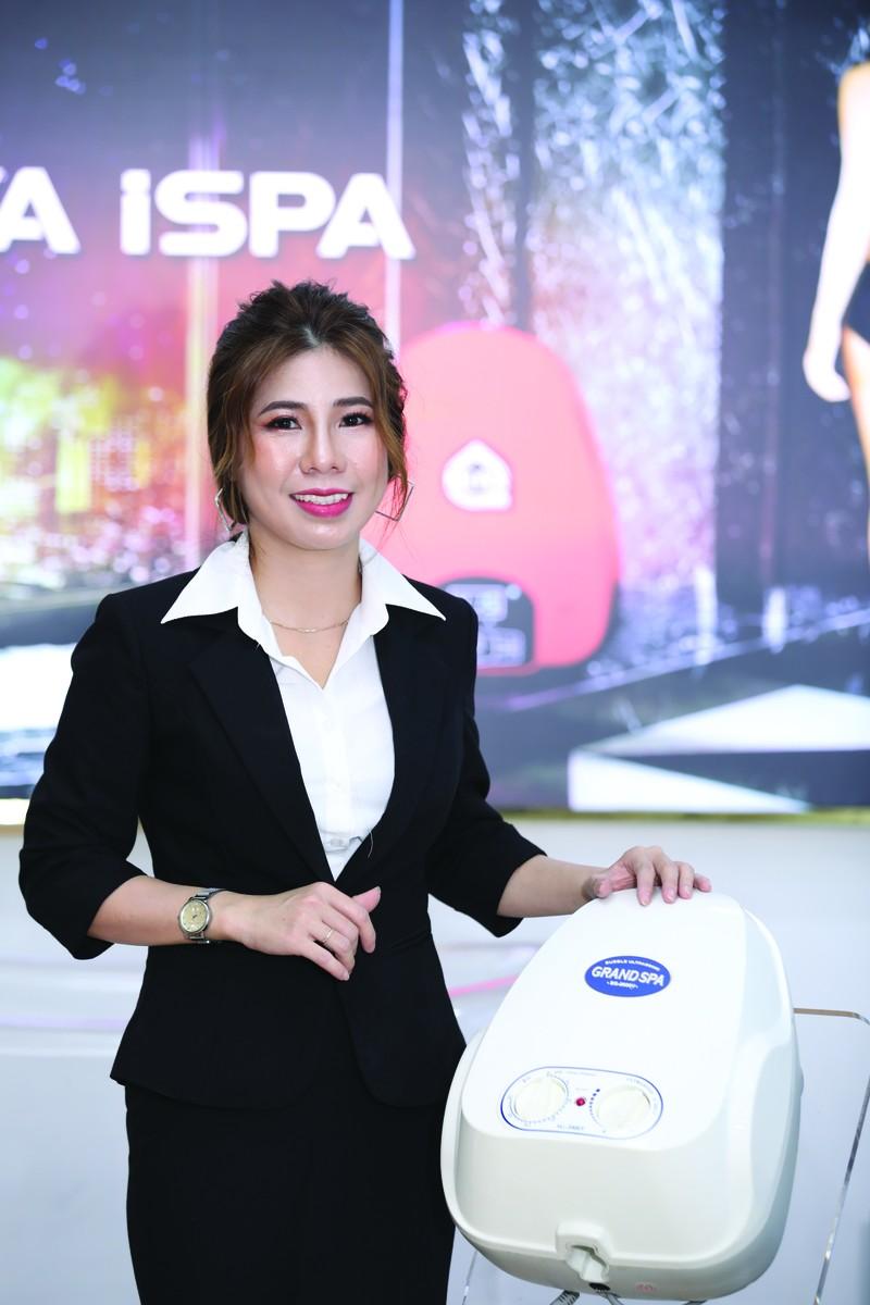 Bùi Trương Minh Nguyệt Đại diện Tổng phân phối độc quyền máy SG – 2000 tại Hải Dương (Số 212, đường Nguyễn Văn Linh, TP.Hải Dương, tỉnh Hải Dương):