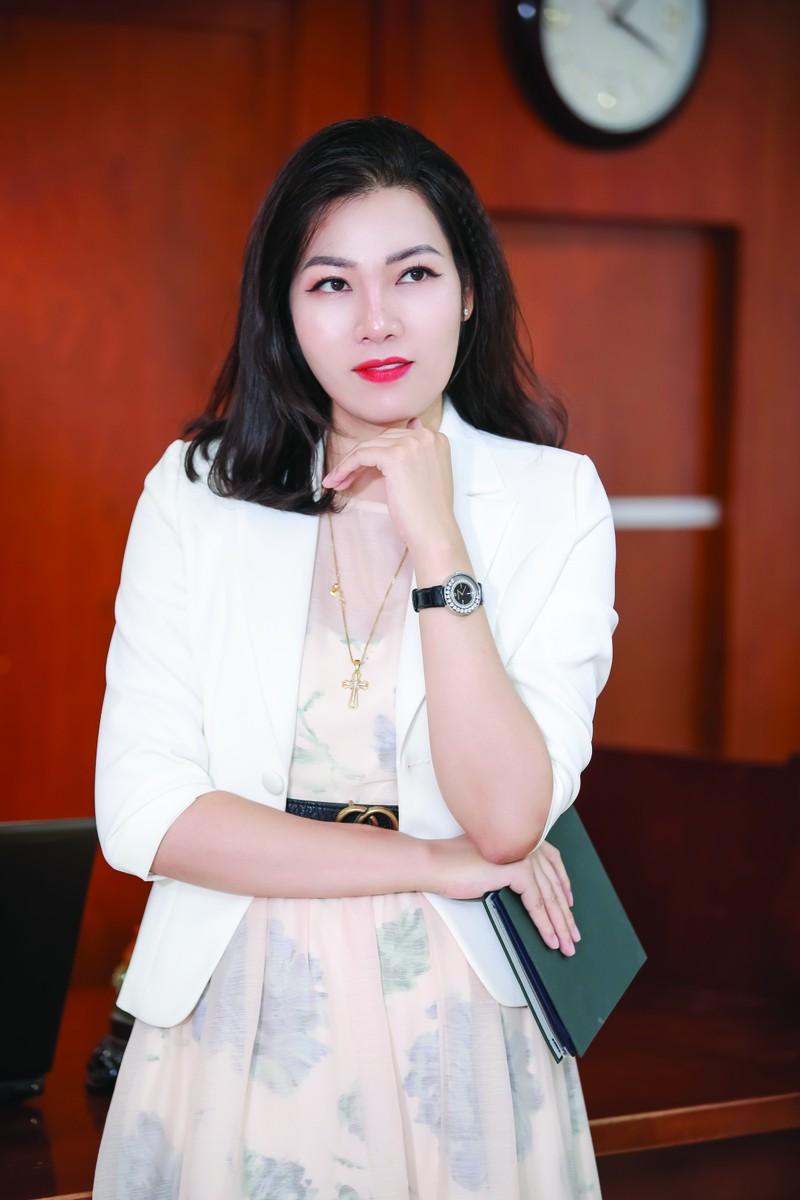 Bác sỹ.Nguyễn Thị Thu Huyền - Giám đốc Phòng khám Y học cổ truyền Thăng Long (476 Vĩnh Phúc, Ba Đình, TP.Hà Nội)