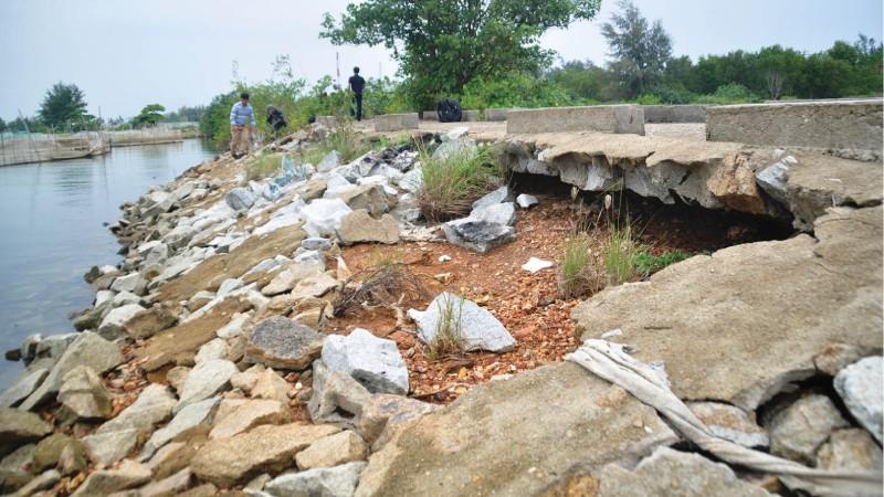 Thừa Thiên Huế nâng cấp hệ thống thủy lợi, đê kè ứng phó biến đổi khí hậu